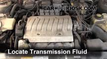 1997 Oldsmobile Aurora 4.0L V8 Transmission Fluid