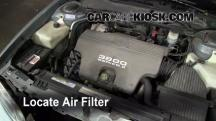 1997 Pontiac Bonneville SE 3.8L V6 Air Filter (Engine)