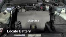 1997 Pontiac Bonneville SE 3.8L V6 Battery
