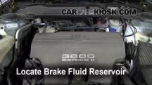 1997 Pontiac Bonneville SE 3.8L V6 Brake Fluid