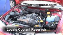 1997 Subaru Legacy L 2.2L 4 Cyl. Wagon Coolant (Antifreeze)