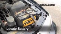 1997 Toyota Camry XLE 3.0L V6 Battery