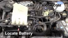 1997 Volkswagen Golf GTI 2.0L 4 Cyl. Battery