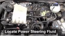 1997 Volkswagen Golf GTI 2.0L 4 Cyl. Power Steering Fluid
