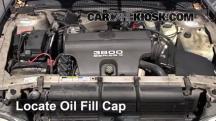 1998 Buick Park Avenue 3.8L V6 Aceite
