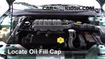 1998 Chrysler Cirrus LXi 2.5L V6 Oil