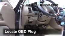 1998 Infiniti Q45 4.1L V8 Check Engine Light