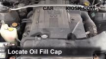 1998 Infiniti Q45 4.1L V8 Oil