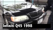 1998 Infiniti Q45 4.1L V8 Review