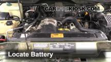 1998 Land Rover Discovery LSE 4.0L V8 Battery