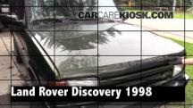 1998 Land Rover Discovery LSE 4.0L V8 Review
