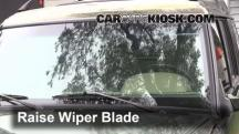 1998 Land Rover Discovery LSE 4.0L V8 Windshield Wiper Blade (Front)