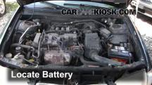 1998 Ford Contour LX 2.0L 4 Cyl. Battery