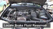 1998 Mazda 626 LX 2.0L 4 Cyl. Brake Fluid