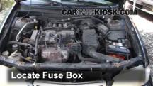 1998 Mazda 626 LX 2.0L 4 Cyl. Fusible (motor)