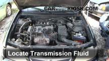1998 Mazda 626 LX 2.0L 4 Cyl. Líquido de transmisión