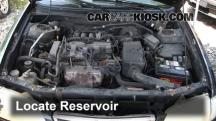 1998 Ford Contour LX 2.0L 4 Cyl. Windshield Washer Fluid