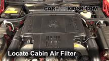 1998 Mercedes-Benz SL500 5.0L V8 Air Filter (Cabin)