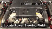 1998 Mercedes-Benz SL500 5.0L V8 Power Steering Fluid