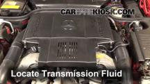 1998 Mercedes-Benz SL500 5.0L V8 Transmission Fluid