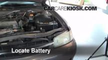1998 Nissan Altima GXE 2.4L 4 Cyl. Battery