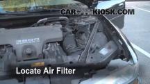 1998 Oldsmobile Intrigue GL 3.8L V6 Air Filter (Engine)