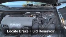 2003 Pontiac Grand Prix GT 3.8L V6 Sedan (4 Door) Brake Fluid