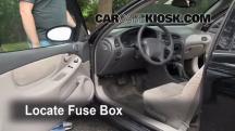 1998 Oldsmobile Intrigue GL 3.8L V6 Fuse (Interior)