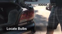 1998 Oldsmobile Intrigue GL 3.8L V6 Lights