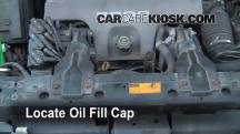 2003 Pontiac Grand Prix GT 3.8L V6 Sedan (4 Door) Oil