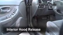 1998 Oldsmobile Intrigue GL 3.8L V6 Capó