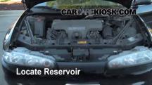 1998 Oldsmobile Intrigue GL 3.8L V6 Windshield Washer Fluid