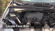 1998 Pontiac Trans Sport Montana 3.4L V6 (4 Door) Fusible (motor)