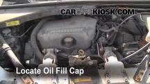 1998 Pontiac Trans Sport Montana 3.4L V6 (4 Door) Aceite