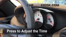 1998 Porsche Boxster 2.5L 6 Cyl. Reloj