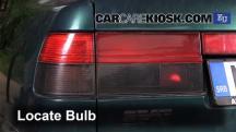 1998 SEAT Toledo TDI SE 1.9L 4 Cyl. Turbo Diesel Luces