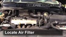 1998 Volvo V70 AWD 2.4L 5 Cyl. Turbo Air Filter (Engine)