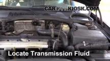 1998 Volvo V70 AWD 2.4L 5 Cyl. Turbo Transmission Fluid