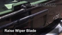 1998 Volvo V70 AWD 2.4L 5 Cyl. Turbo Windshield Wiper Blade (Rear)