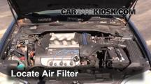 1999 Acura CL Premium 3.0L V6 Air Filter (Engine)