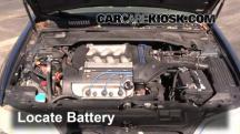 1999 Acura CL Premium 3.0L V6 Battery