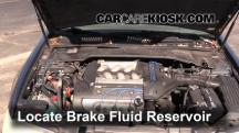 1999 Acura CL Premium 3.0L V6 Brake Fluid