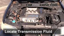 1999 Acura CL Premium 3.0L V6 Transmission Fluid