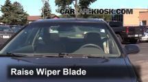 1999 Acura CL Premium 3.0L V6 Windshield Wiper Blade (Front)