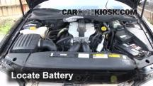1999 Cadillac Catera 3.0L V6 Battery