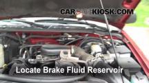 1999 Chevrolet Blazer LS 4.3L V6 (4 Door) Brake Fluid
