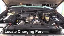 1999 Chevrolet K3500 LS 7.4L V8 Crew Cab Pickup (4 Door) Air Conditioner