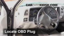 1999 Chevrolet K3500 LS 7.4L V8 Crew Cab Pickup (4 Door) Check Engine Light