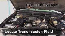 1999 Chevrolet K3500 LS 7.4L V8 Crew Cab Pickup (4 Door) Transmission Fluid