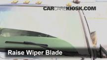 1999 Chevrolet K3500 LS 7.4L V8 Crew Cab Pickup (4 Door) Windshield Wiper Blade (Front)